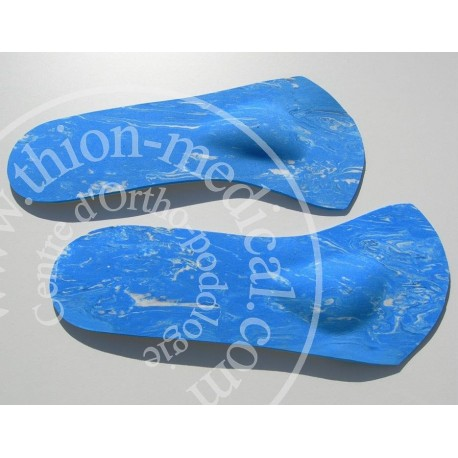 Semelles orthopédiques de sport pour névrome de Morton