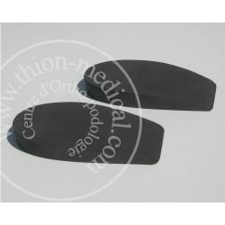 Talonnettes de compensation pour chaussures de Sport