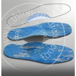 für Absacken der Fußwölbung
