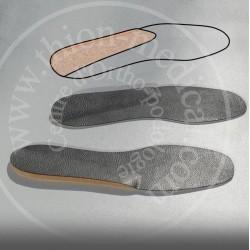 Pour supination totale du pied