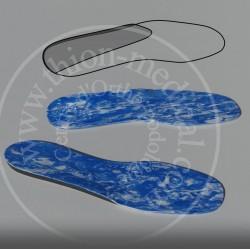 Bei vollständiger Fuß-Supination