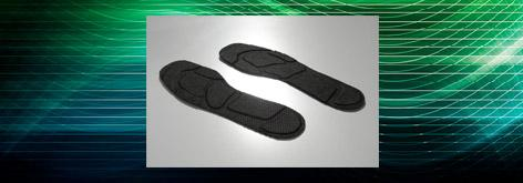 Reflexo magnetic insoles